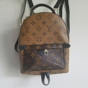 Beautiful mini Louis Vuitton bag pack